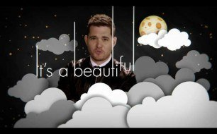 Michael Buble - It's A Beautiful Day (Lyric Video)