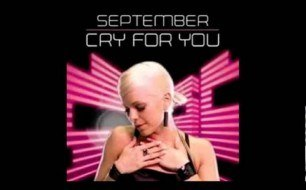 September - Cry For You (Spencer & Hill Radio Edit)