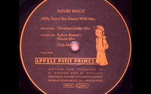 Future Breeze - Why Don t You Dance  With Me (Club Mix)