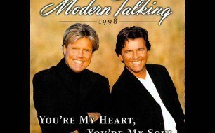 Смотреть музыкальный клип Modern Talking - You re My Heart, You re My Soul (Classic Mix  98)