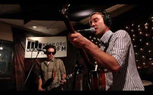Black Lips - Modern Art (Live @ KEXP, 2011)