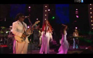 Nile Rodgers - My Forbidden Lover (feat. The Chic) (Live @ Montreaux, 2004)