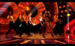 Alexandra Burke - Start Without You (live)