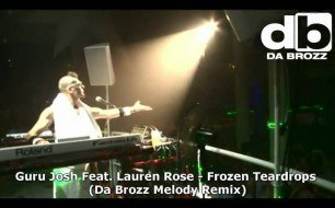 �������� ����������� ���� Da Brozz - Frozen Teardrops (Remix Guru Josh feat. Lauren Rose)