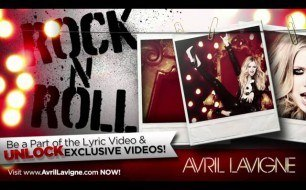 Avril Lavigne - Rock & Roll