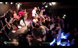 Bring Me The Horizon - Chelsea Smile (Live @ MySpace Show)