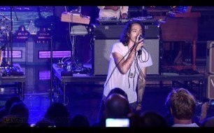 Incubus - Nice To Know You (Live @ Letterman)