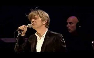 David Bowie - Alabama Song (Live)