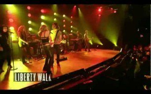 �������� ����������� ���� Miley Cyrus - Liberty Walk (live)