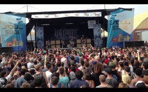 Смотреть музыкальный клип We Came As Romans - Tracing Back Roots (Live @ Berlin, 2013)