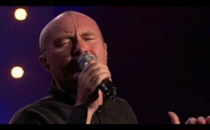�������� ����������� ���� Phil Collins - Against All Odds (Live @ Montreux, 2004)