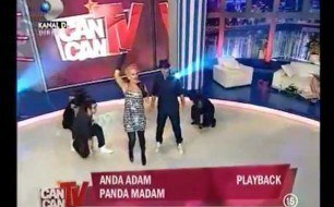 Anda Adam - Panda Madam (Live @ CanCan TV)