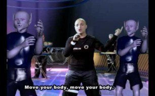 �������� ����������� ���� Eiffel 65 - Move Your Body