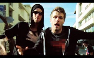 3OH!3 - Touchin On My [OFFICIAL MUSIC VIDEO]