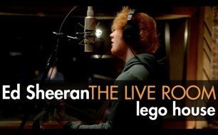 Ed Sheeran - Lego House (Live @ The Live Room)