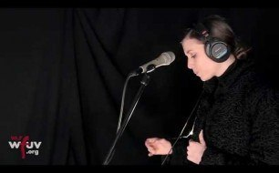 Lykke Li - No Rest For the Wicked (Live at WFUV)