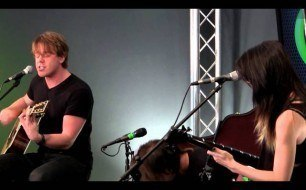 Sick Puppies - There's No Going Back (Live @ 97X Green Room)