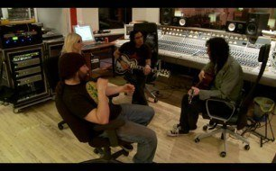 The Pretty Reckless - The Pretty Reckless In The Studio