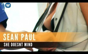 �������� ����������� ���� Sean Paul - She Doesn't Mind