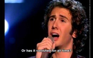 �������� ����������� ���� Josh Groban - Broken Vow