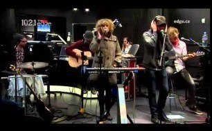 Broken Social Scene - Forced To Love (Live The Edge)