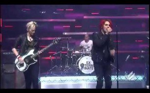 My Chemical Romance - Na Na Na (Live @ The Daily Habit)