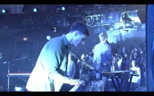 �������� ����������� ���� Foster The People - Miss You (Live @ Letteman)