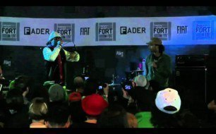 Future - Tony Montana (Live Fader Fort by Fiat 2011)