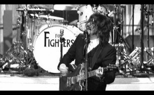 Foo Fighters - All My Life (Live @ Letterman)