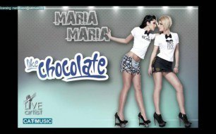 Смотреть музыкальный клип Like Chocolate - Maria Maria (LLP Remix) (Official New Single)