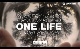 Sunnery James & Ryan Marciano - One Life (Original Mix)