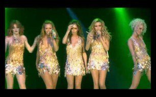 Girls Aloud - Wake Me Up (live)