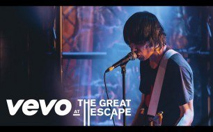 �������� ����������� ���� The Cribs - Pink Snow (Live @ The Great Escape, 2015)