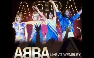 Смотреть музыкальный клип Abba - Thank You For The Music (Live At Wembley Arena, London, 1979)
