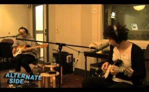 �������� ����������� ���� The Raveonettes - War In Heaven (Live @ WFUV, 2011)
