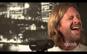 Switchfoot - Love Alone Is Worth The Fight (Live @ K-LOVE, 2014)