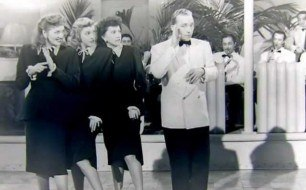 The andrews sisters - Is You Is Or Is You Ain t (My Baby) (With Bing Crosby, 1944)