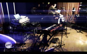 �������� ����������� ���� The Crystal Method - Emulator (Live @ KCRW, 2014)