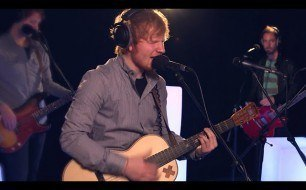 Ed Sheeran - Sing (Live @ Capital Session)