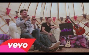 Scouting for Girls - In the Louder Lounge