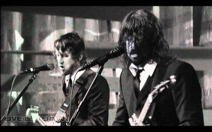 Foo Fighters - A Matter Of Time (Live @ Letterman)