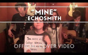 Echosmith - Mine (Cover Taylor Swift)