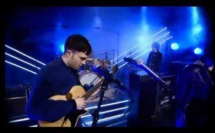 �������� ����������� ���� The Maccabees - Feel to follow (Live @ Swedish tv)