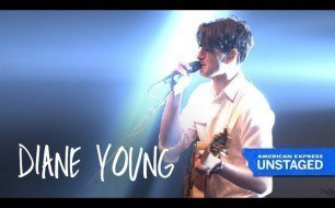 Vampire Weekend - Diane Young (Amex UNSTAGED)