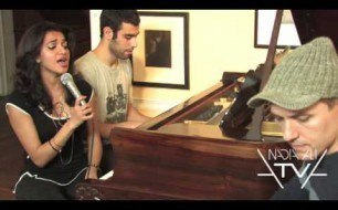Nadia Ali - Fantasy (acoustic session with Ned Shepard and Bill Finizio)