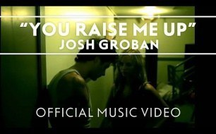 Смотреть музыкальный клип Josh Groban - You Raise Me Up [Official Music Video]