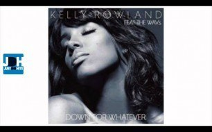 Kelly Rowland - Down For Whatever (Chuckie Remix)