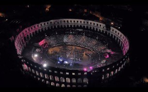 2CELLOS - Resistance (Live @ Arena Pula, 2013)