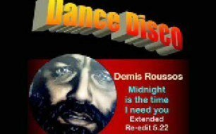 �������� ����������� ���� Demis roussos - Midnight Is The Time I Need You