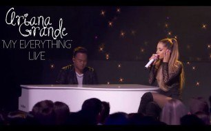 �������� ����������� ���� Ariana Grande - My Everything (Live)